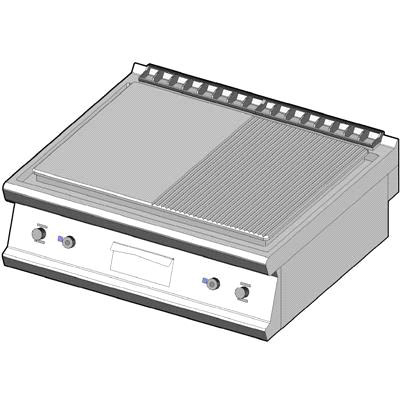 COMBI HOT PLATE GRIDDLE